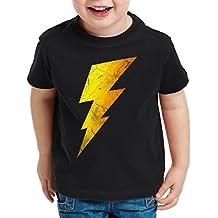 CottonCloud Sheldon Lightning Bolt Camiseta para mujer T-Shirt