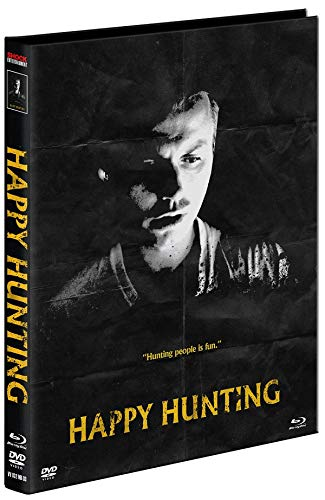 Happy Hunting - 2-Disc Mediabook (Character Edition 3) - limitiert auf 50 Stück [Blu-ray]
