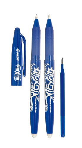 Pilot 2260BM2I - Aktionspack Inhalt: 2 Frixion Ball blau + 1 Frixion Mine GRATIS (Frixion Point-minen)