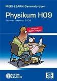Generalprobe H 09: Original Physikumsfragen Herbst 2009