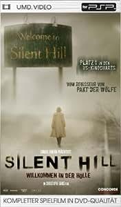 Silent Hill [UMD Universal Media Disc]