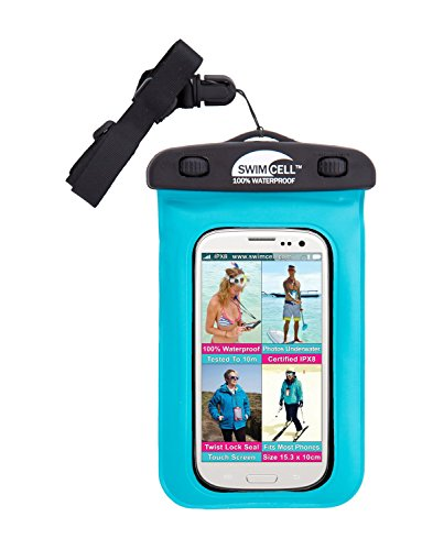 swimcell-100-waterproof-case-for-phone-camera-money-keys-blue-high-quality-tested-to-10m-certified-i