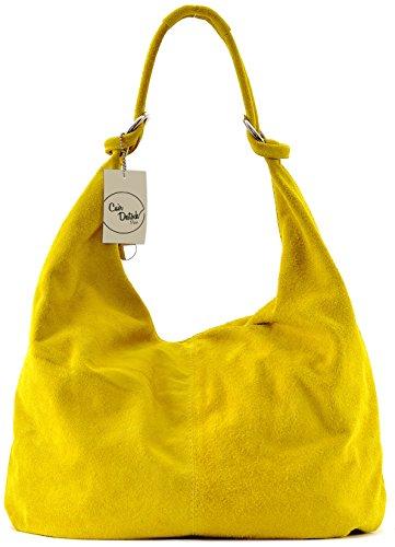 590ec47738 Offre exceptionnelle de lancement CUIR DESTOCK sac à main cuir nubuck femme  porté main et épaule Modèle bloom destockage