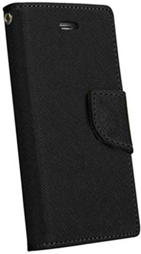 RJR Mercury Goospery Wallet Style Flip Back Case Cover For Micromax Canvas 2 Colors A120-Black  available at amazon for Rs.199