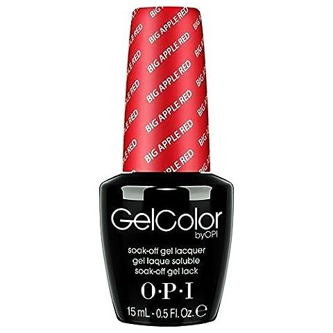 OPI GelColor Vernis à Ongles Big Apple Red 15