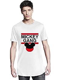 Mickey Gang Hipster TUMBLR Long T-shirt