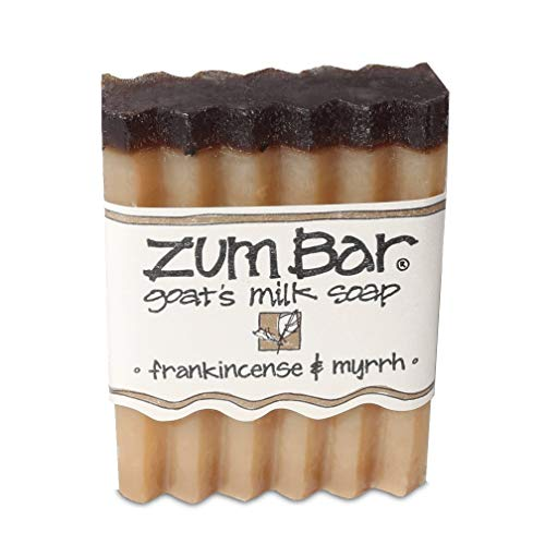Zum Soap Bar, Frankincense and Myrrh