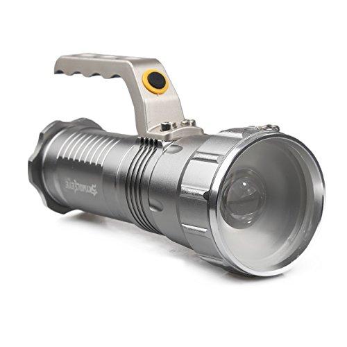 Kaiki-Tragbare-Taschenlampe-4000LM-Taktische-LED-Taschenlampe-XM-L-Nachladbare-18650-Fackel-Lampe-3-Modi