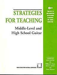 [Strategies for Teaching Middle-level and High School Guitar] (By: William E. Purse) [published: January, 1998]