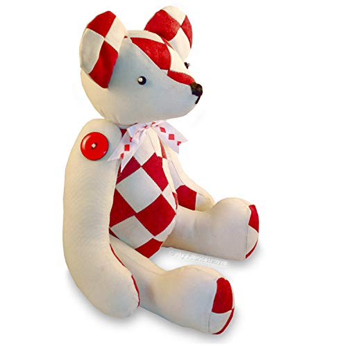 Soft Toy Sewing PATTERN Independent Design  10 Inch Fabric