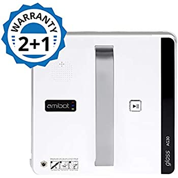 AMIBOT Glass AG30 - Robot lavavetri intelligente
