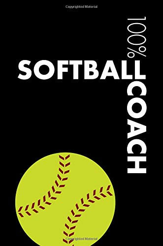 Softball Coach Notebook: Blank Lined Softball Journal For Coach Moms and Dads - College Ruled 120 Pages por Elegant Notebooks