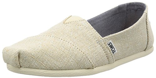 TOMS Classic Shoes Natural 4 UK