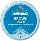 Antiquax 100 ml Wax, Brown