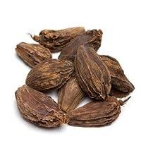 Pmw® - Cardamom - Black Cardamom - Badi Elaichi - Black Elachi -Jungle Elachi - 25 Grams