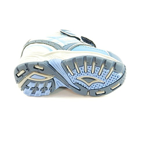 Diadora - Diadora sports kinderschuhe Zenith Azzurra Grau Blau