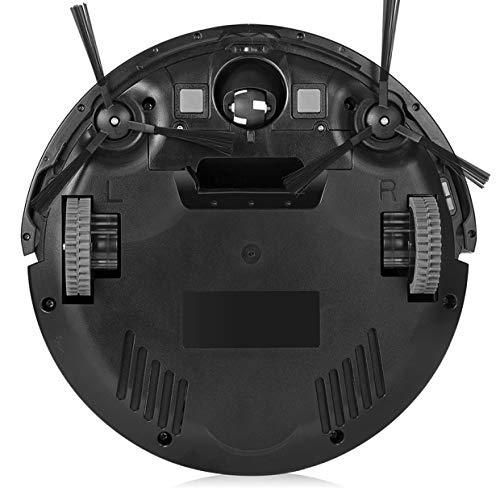 ILIFE A8 Robot Aspirapolvere Autoricarica Robot Pulisci Pavimenti con 4 Modalit/à di Pulizia e Sistema CyclonePower Controllo Smart tramite App e Telecomando Marrone