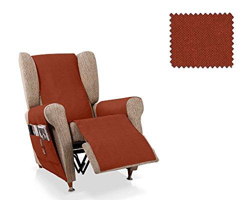 JM Textil Salva Poltrona reclinabile Mowin Dimensione 1 Posto (55 Cm.), Colore 39 (Vari Colori Disponibili)