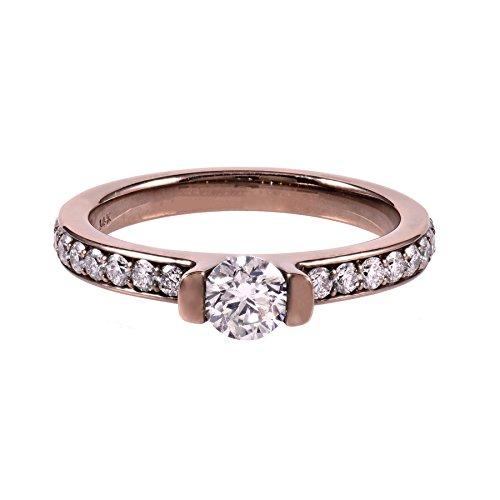 Diamond Studs Forever - Anello di fidanzamento