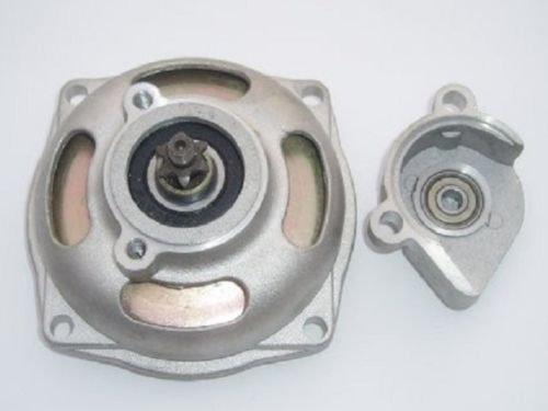 Kupplungsglocke mit Abdeckung 47/49 ccm - 6 Zähne 25H- Pocketbike - Rocketbike 49 ccm Dirtbike Kinder Motorrad mini Quad 25H Tuning