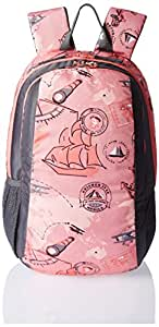 Wildcraft 20 Ltrs Peach Casual Backpack (Wiki Rovo)