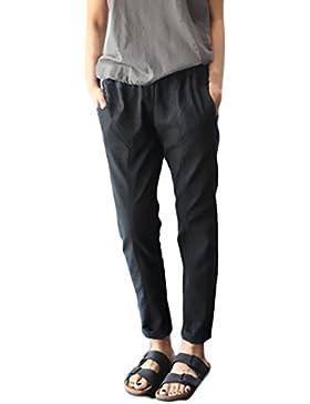 Pantaloni Donna Eleganti Moda