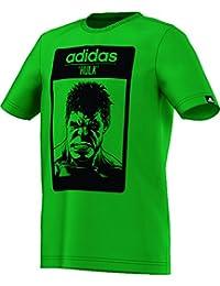 Adidas Marvel Hulk t-shirt pour garçon