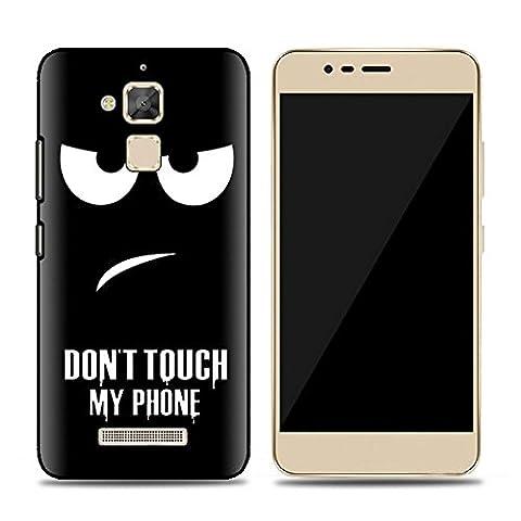 Cewaal Interessante Painted Phone Case Hüllen Shell Protector Anti-Shock Anti-Drop für Asus Zenfone 3 max zc520tl