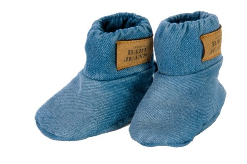 Xplorys Baby Jeans 180100 Baby Jeans Booties - 0-6 Months