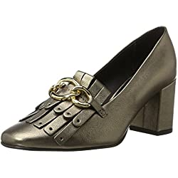 Tosca Blu Shoes Damen Solden Pumps, Gold (Oro Antico), 39 EU