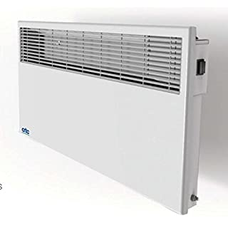 ATC PH2000T 'Sun Ray' Wall Mounted Panel Convector Heater with Timer 2kW / 1kW