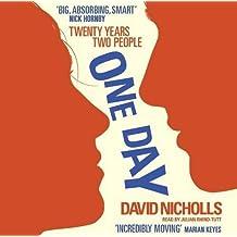 By David Nicholls One Day (Unabridged) [Audio CD]