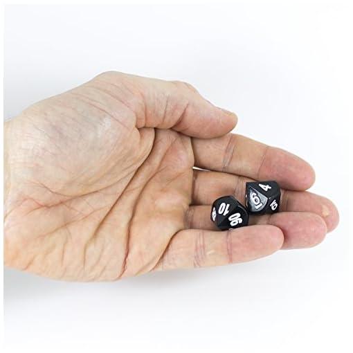 Paladin-Rollenspiel-Wrfelsatz-aus-massivem-Metall-in-Geschenkbox