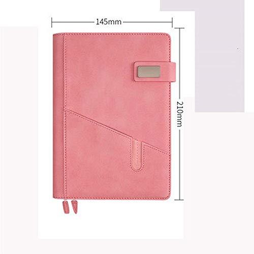 YWHY Notizbuch A5 Jahresplan Notebook Täglich Wöchentlich Jährlich Planer Notebook Persönliches Journal Tagebuch Veranstalter Planer Agenda 2019, E
