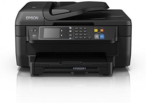 Epson WorkForce WF-2760DWF Ad inchiostro 33 ppm 4800 x 1200 DPI A4 Wi-Fi