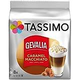 Tassimo Gevalia Latte Macchiato Caramel (8 Portions) (Pack de 4)