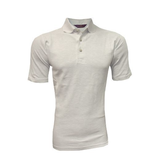 HenburyHerren Poloshirt Asche