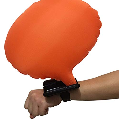 LCLrute Aktualisierung Armband Tragbar Wasser Sicherheit Produkt Lebensrettende Armband Leben Boje Flucht Float Selbst Rettungs Armband Ballon für Schwimmen -