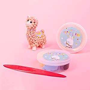 Fizz Creations 1568 Make Your Own Llama Kit, Multi