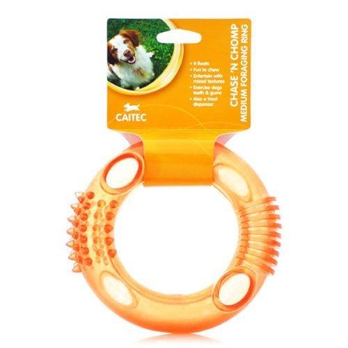 caitec-medium-foraging-ring-7-dog-toy-by-motta