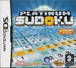 Ubisoft Platinum Sudoku, Nintendo DS - Juego (Nintendo DS)