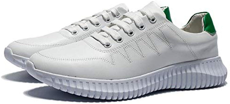 scarpe da ginnastica Uomo Running Scarpe Impermeabile Pelle Leggera Scarpe Sportive Impermeabile Scarpe Antiscivolo eaa5fb