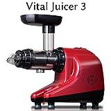 Extracteur Vital Juicer 03 Rouge