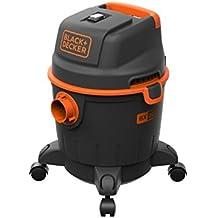 Black and Decker 51682 - Aspiradora (1200 W, con depósito 20 litros)