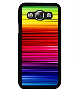 Crazymonk Premium Digital Printed Back Cover For Samsung Galaxy J5