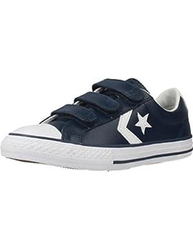 Converse Lifestyle Star Plyr 3v Ox, Zapatillas Unisex niños