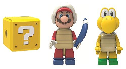 K'Nex Boomerang Mario/ Koopa Troopa and Mario Figure Set