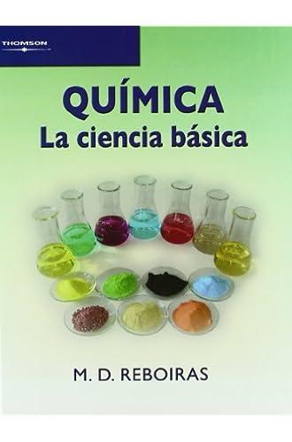 Química. La Ciencia Básica