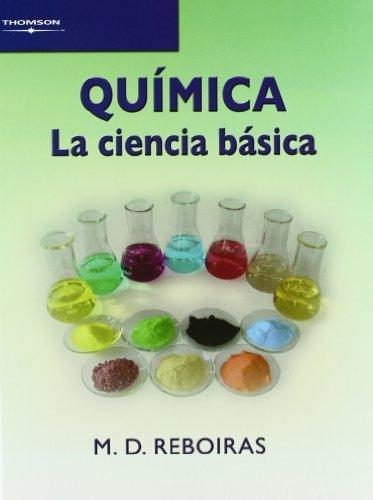 Química. La ciencia básica por MIGUEL ANGEL DOMINGUEZ REBOIRAS