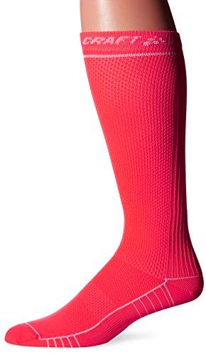Craft Kompression Socken Größe L Geo View/Drop